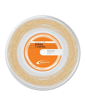 Bobine Cordage Isospeed Energetic 200m 1,20mm doré