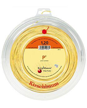 Bobine Cordage Kirschbaum P2 200m 1,20mm jaune