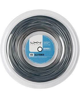 Bobine Cordage Tennis Luxilon Big Banger Alu Power jauge 1,25mm 220m