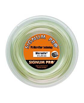 Bobine Cordage Signum Pro Micronite 200m 1,32mm naturel