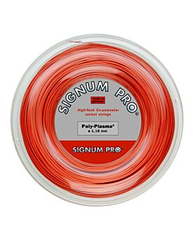 Bobine Cordage Signum Pro Poly Plasma 200m 1,18mm orange