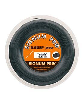 Bobine Cordage Signum Pro Tornado 200m 1,17mm noir
