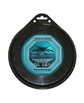 Bobine Cordage Stillinblack Resistretch 200m 1,25mm bleu