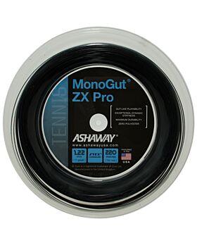 Bobine Cordage Tennis Ashaway Monogut Zx Pro 1,22mm 220m noir