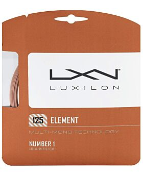 Cordage Tennis Luxilon Element 1,25mm