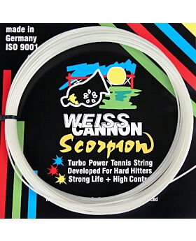cordage weisscannon scorpion 1,22mm