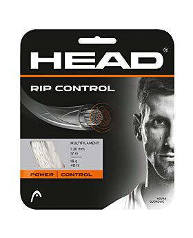 Cordage Tennis Head Rip Control jauge 1,25mm 12m