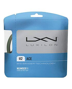 Cordage Tennis Luxilon Big Banger Alu Power Ace 12m doré
