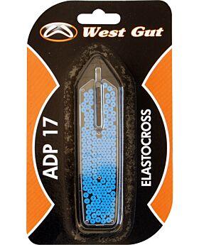 Elastocross bleu (String Saver) - Augmente la durée de vie de votre cordage