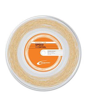 Bobine Cordage Isospeed Energetic 200m 1,30mm doré