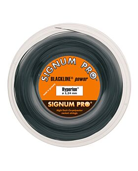 Bobine Cordage Signum Pro Hyperion 200m 1,24mm noir