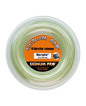 Bobine Cordage Signum Pro Micronite 200m 1,32mm naturel