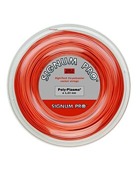 Bobine Cordage Signum Pro Poly Plasma 200m 1,23mm orange