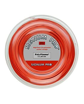 Bobine Cordage Signum Pro Poly Plasma 200m 1,28mm orange
