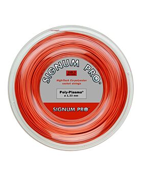 Bobine Cordage Signum Pro Poly Plasma 200m 1,33mm orange