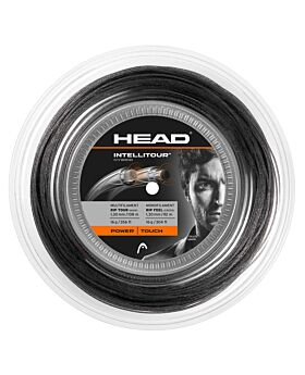 Bobine Cordage Tennis Head Intellitour jauge 1,30mm