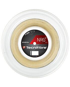 Bobine Cordage Tennis Tecnifibre NRG2 1,24mm 12m naturel