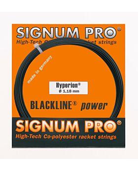 Cordage Hyperion Signum Pro jauge 1,18mm 12m noir