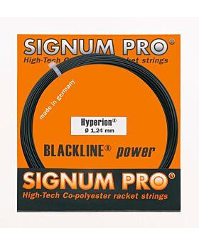 Cordage Hyperion Signum Pro jauge 1,24mm 12m noir