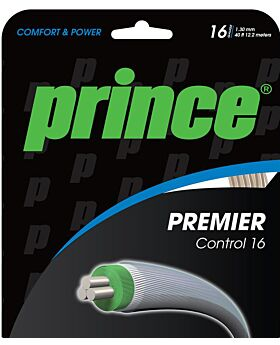 Cordage Tennis Prince Premier Control (Attack) jauge 1,30mm 12m naturel