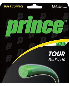 Cordage Tennis Prince Tour XP (Beast) jauge 1,30mm 12m vert
