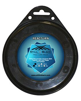 Cordage Reacturn Stillinblack jauge 1,25mm 12m bleu