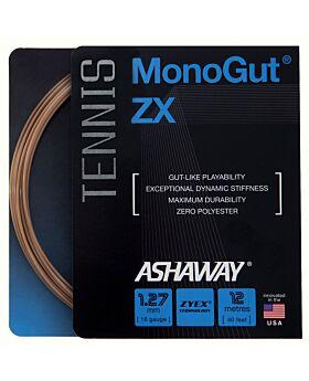 Cordage Tennis Ashaway Monogut Zx 1,27mm 12m naturel