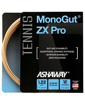 Cordage Tennis Ashaway Monogut Zx Pro 1,22mm 12m naturel