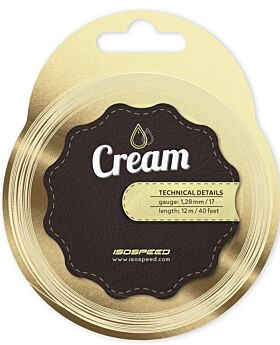 Cordage Tennis Isospeed Cream 1,23mm