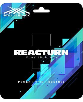 Cordage Reacturn Stillinblack jauge 1,30mm 12m bleu