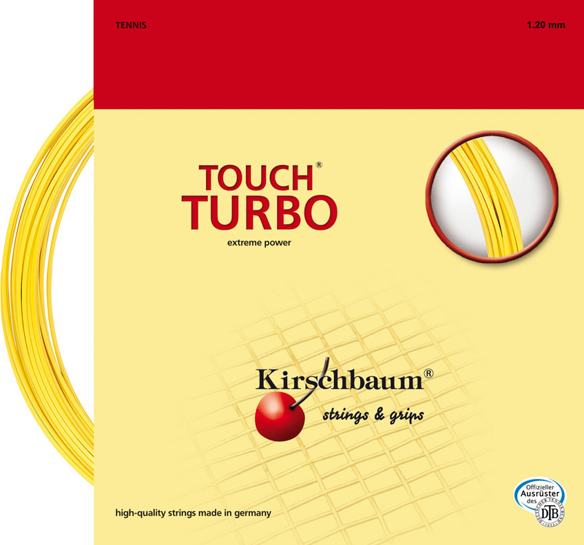 cordage kirschbaum touch turbo