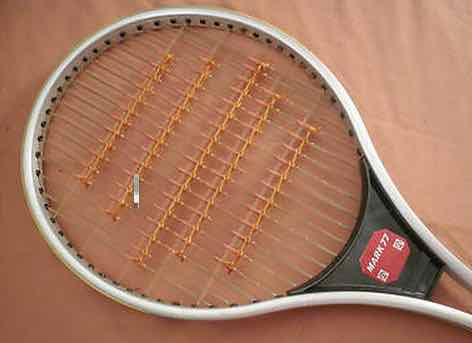 Raquette Spaghetti ou Vilsbiburger